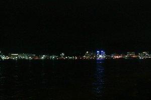もう少し松江の夜を満喫したかった。