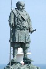 ここに弁慶が上陸したとするのは、歴史的ロマンというより、相当無理な空想だとしか思えんが...。