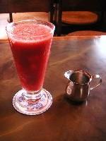 愛しの苺ジュース様です。