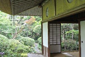 臥龍山荘は愛媛県大洲市にある山荘、大洲市随一の観光地と言っても良いでしょう。