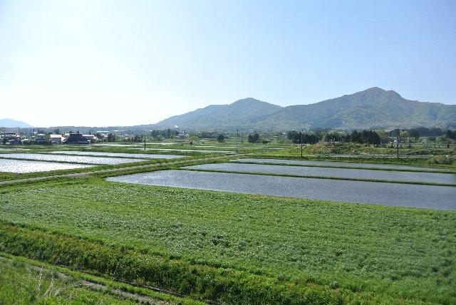 蒜山高原の風景は見れたが、昨日見れなかった大山の勇姿は次回の宿題として残った。