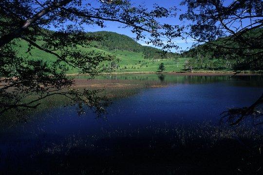 東雲湖の美しさは、うちが十勝にハマった一つの理由。