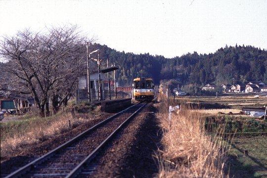当時はのと鉄道も通じていた頃だったのよね