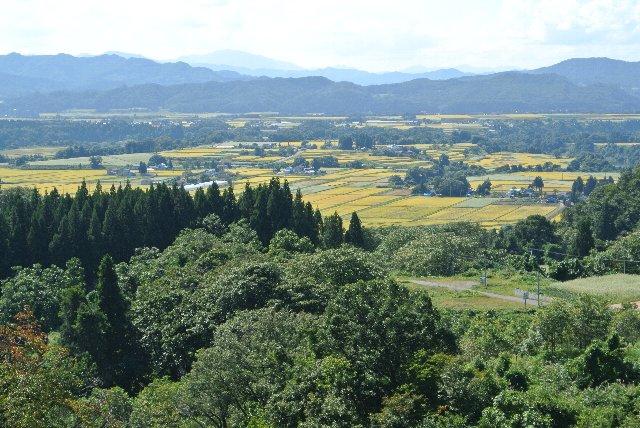 この風景を見ていたら、もう少し会津で時間を過ごしたいと心から思うようになった。