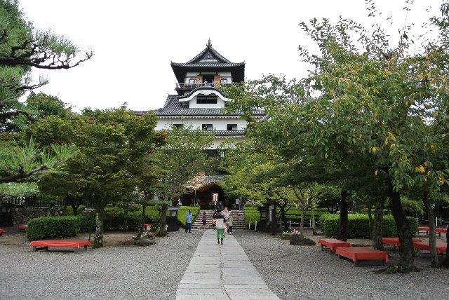 国宝に指定されるお城は彦根城、松本城、姫路城と犬山城の4箇所のみ。